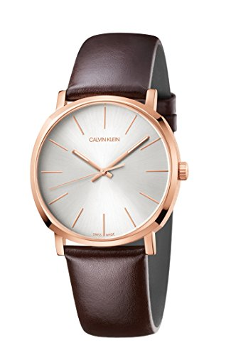Calvin Klein K8Q316G6 Brown Steel 316 L Man Watch