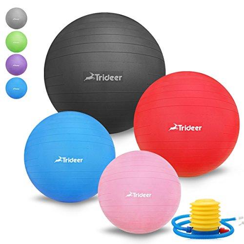 TRIDEER Fitnessball