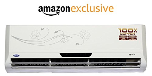 Carrier 2 Ton 5 Star Split AC (Esko, White)