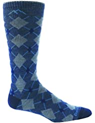 Darn Tough Vermont in-town Serie Damen Knee High Argyle Light Socken