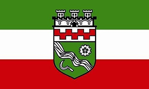U24 Fahne Flagge Hilden Bootsflagge Premiumqualität 40 x 60 cm