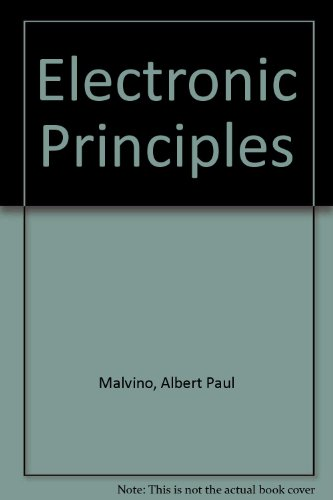 Electronic Principles por Albert Paul Malvino