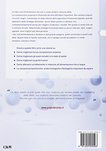 Zoom IMG-1 project nutrition per essere padroni