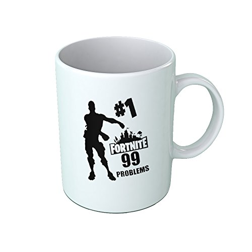 Acokaia Taza Fortnite 99 Problems