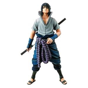 Toynami Naruto Shippuden: Sasuke Figuarts Zero PVC Figure [Toy] (japan import) 9