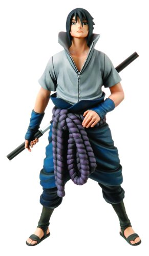 Toynami Naruto Shippuden: Sasuke Figuarts Zero PVC Figure [Toy] (japan import) 1