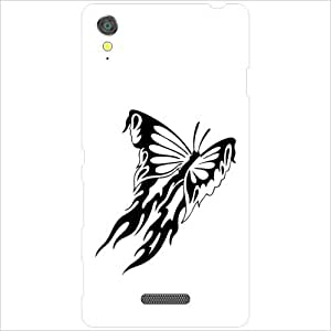 Sony Xperia T3 D5102 - Lazer Print Rise Up Desiner Cases