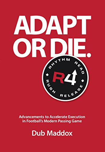 Adapt or Die. (English Edition) por Dub Maddox