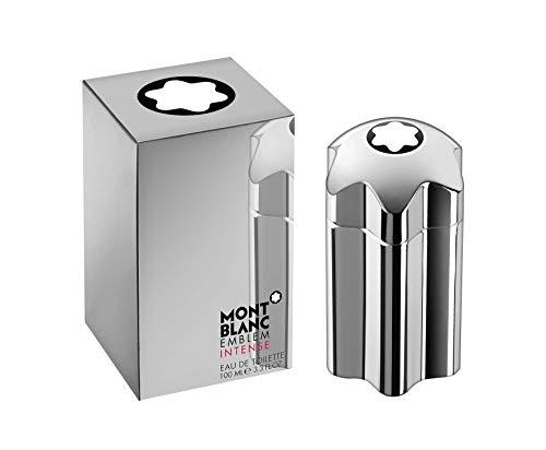 Montblanc Emblem Intense homme/men, Eau de Toilette Vaporisateur, 1er Pack (1 x 100 ml)