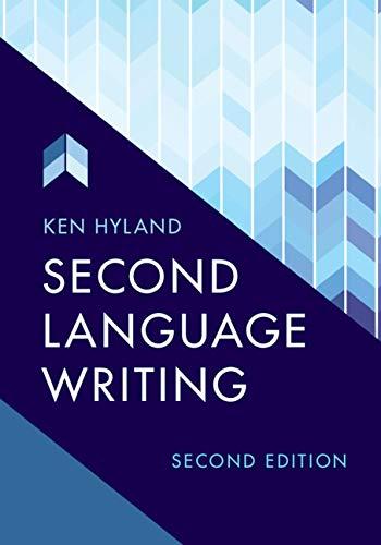 Second Language Writing (English Edition)