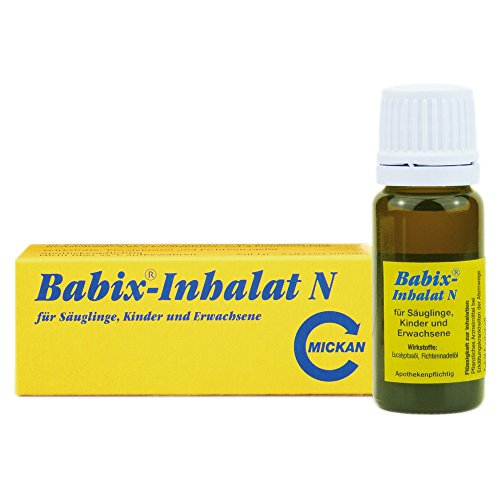 Babix Inhalat N Inhalationslösung, 5 ml