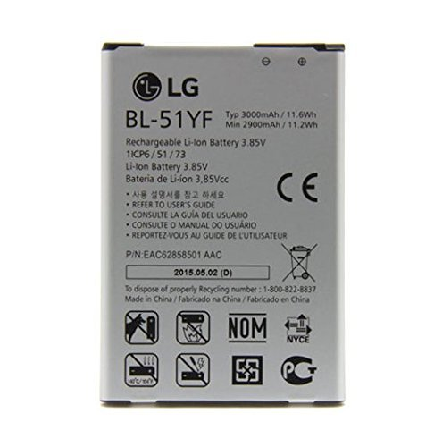 MundoPDA Batería LG G4 H815/G4 Dual H818