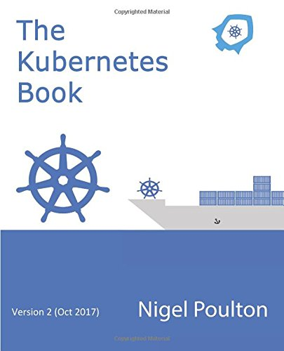 Book's Cover of The Kubernetes Book