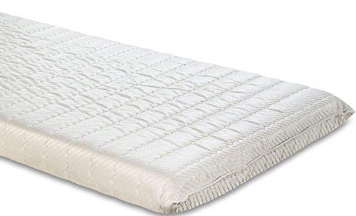 EvergreenWeb Colchones de Espuma higiénicas y analérgicas para sofás Cama |  Sol - 80x190 cm