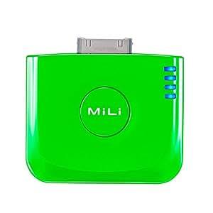 MiMi Power Angel Batterie externe chargeur iPhone iPod 2000mah - Vert