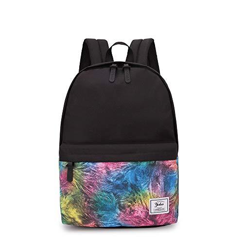 Rucksack, multifunktionaler Rucksack - Reise, Schule, Freizeit - bietet Platz für Laptops bis zu Zoll und Tablets C 42 * 30 * 17cm halten -