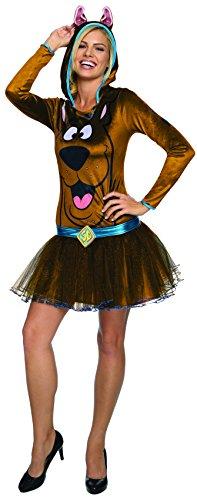 Scooby Doo-Kostüm für Damen