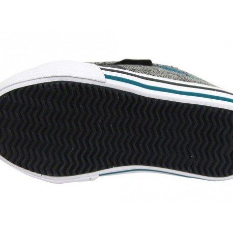 FERDINAND INF FLEECE CHARCOAL - Chaussures Bébé Garçon Le Coq Sportif Gris