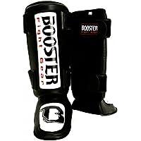 BAY® LEDER Neopren Muay Thai Fußschutz Thaiboxen MMA K1 Spannschutz Fußschoner