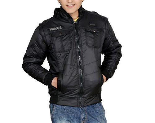 Ico Blue Stor Men's Jacket (221155_Black_40)