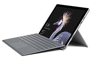 Nuovo Microsoft Surface Pro Processore Core M, 4 GB di RAM, SSD da 128 GB, Grigio