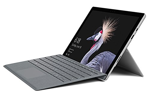 "Microsoft Surface Pro - 12.3"" (Intel Core i7 7ª Gen, 16 GB RAM, 512 GB SSD, Windows 10 Pro) - Color plateado. No incluye Pen ni Type Cover"