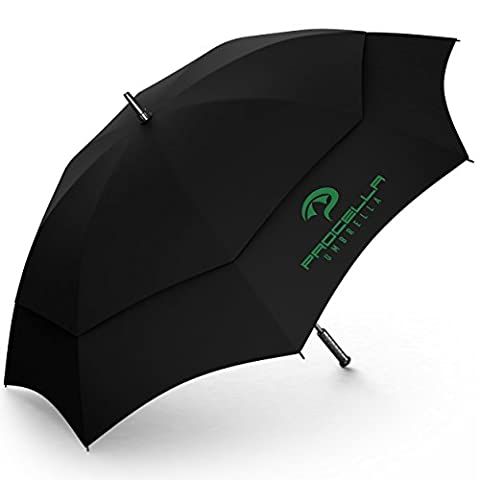 Procella 62 Inch Golf Umbrella Reinforced Vented