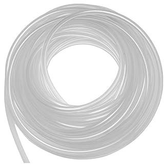 10m-Milchschlauch-fr-Jura-Siemens-Bosch-Saeco-Melitta-Kaffeevollautomaten-ID-3mm-AD-6mm-transparent-lebensmittelecht