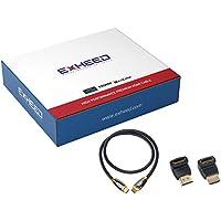 Exheed cavo HDMI ad alta velocità più recenti ultra HD