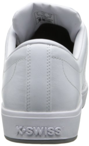 K-Swiss, Scarpe da tennis uomo Bianco bianco Bianco