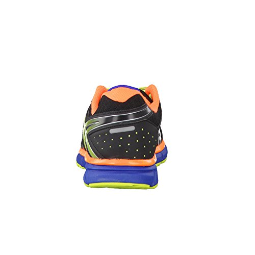 Asics Gel-Lyte33 junior SCHWARZ C332N9005 Grösse: 36 Black Lime Orange