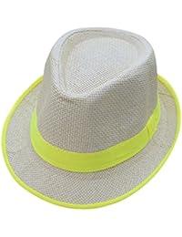 383c6bb2c Amazon.co.uk: Yellow - Sun Hats / Hats & Caps: Clothing