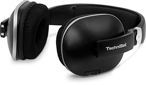 TechniSat StereoMan 2 (2,4GHz Funkkopfhörer) schwarz - 5