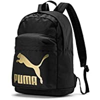 PUMA Originals Backpack, Zaino Unisex Adulto, Black, OSFA