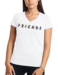 obtener nueva nuevo estilo sitio web profesional Amazon.es: friends serie: Ropa