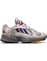 adidas Originals CG7127 - Zapatillas de Running de Lona para Hombre, Color Gris, Talla