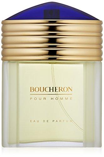 Boucheron pour homme / men, Eau de Parfum, Vaporisateur / Spray 100 ml, 1er Pack (1 x 100 ml)