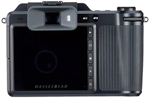Hasselblad X1D-50C Black, fotocamera mirrorless Medio Formato con sensore da 50Mpx