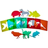 HenBea - Plantillas mascotas traslúcidas (915)