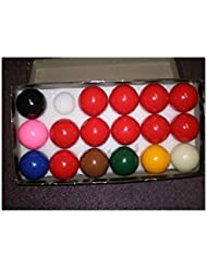 Bolas de Snooker 17 ** SET 2""