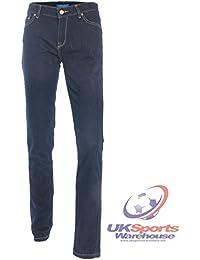 adidas Originals Femmes Coolmax Super Jeans Moulant Coupe Skinny foncé Rinse