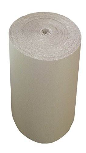 4 Large XL Rolls Of Brown Corrugated Cardboard Wrapping Paper – Size 1500mm (1.5 Metre) Wide x 75 Metres Per Roll – Strong Parcel Protective Packaging Mailing Postal Gift Wrap Supplies Reviews
