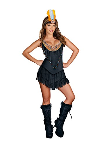 Dreamgirl 8196Reservation Royalty Kostüm (groß)