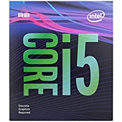Intel i5-9400F processeur 2.90n2900 9 Mo - Processeurs (2.90 2900, 14 nm, 9th Generation Intel Core i5 Processors, 9 Mo, 4.10 4100, DMI3)
