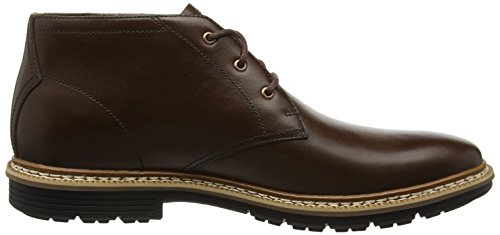 Timberland Ca16p4 Naples Trail, Chaussures Lacées Homme Marron (Dark Rubber)