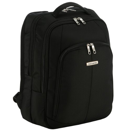 "Samsonite Cartella Intellio Briefcases Laptop Backpack 17.3"" 21 liters Nero (Black) 56335-1041"