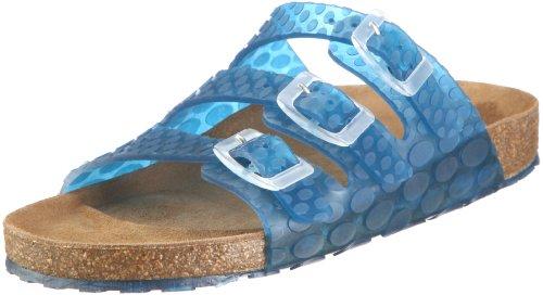 Dr. Brinkmann 700516, Chaussures femme Bleu-TR-A4-72