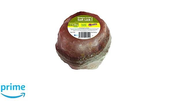 2.5/kg NAF Sel de lhimalaya l/èche