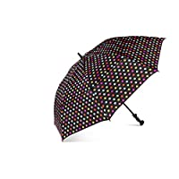 Shedrain Polka Dot Ultimate Umbrella. Multicolour Spot
