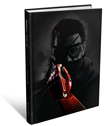 Metal Gear Solid 5 – The Phantom Pain Collector 's Edition (libro de soluciones)